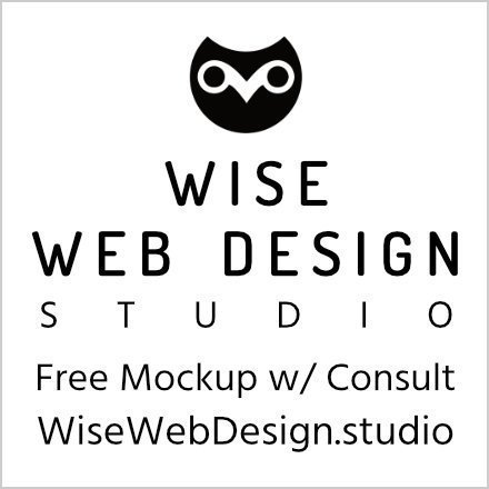 Wise Web Design Studio Promo